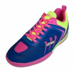 Gewo Schoenen Speed Flex One blauw-roze