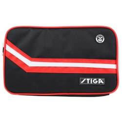 Stiga Palethoes Single Elegant * zwart-rood