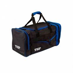 TSP Sporttas Akira Travel * zwart-blauw