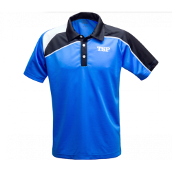 TSP Shirt Akemi blauw-zwart