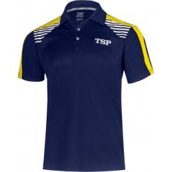 TSP Shirt Kuma navy-geel