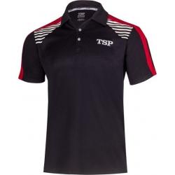 TSP Shirt Kuma zwart-rood