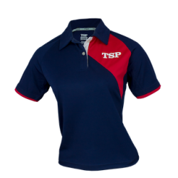 TSP Shirt Tameo Lady navy-rood