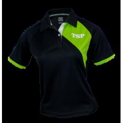 TSP Shirt Tameo Lady zwart-groen