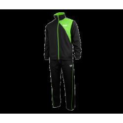 TSP Trainingsvest Tameo zwart-groen