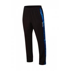 Andro Trainingsbroek Lennox zwart-blauw