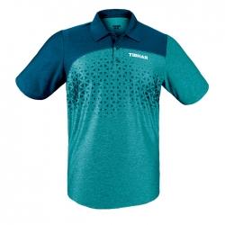 Tibhar Shirt Game Pro turquiose-navy