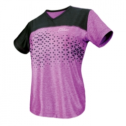Tibhar Shirt Lady Game Pro paars-zwart