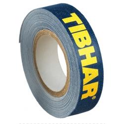 Tibhar Zijkantband navy-geel 12mm x 5 m