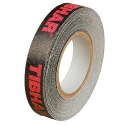 Tibhar Zijkantband zwart-rood9 mm x 5 m