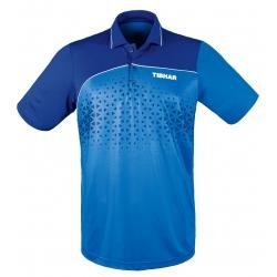 Tibhar Shirt Game Katoen blauw-navy