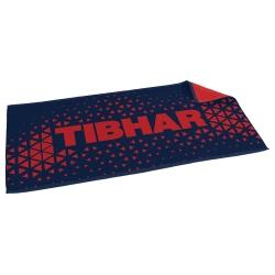 Tibhar Handdoek Game navy-rood