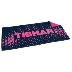 Tibhar Handdoek Game navy-roze
