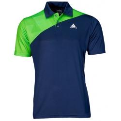 Joola Shirt Ace Katoen navy-groen