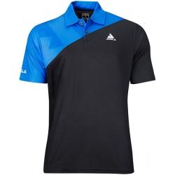 Joola Shirt Ace Katoen zwart-blauw
