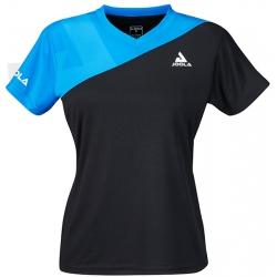 Joola Shirt Ace Lady zwart-blauw