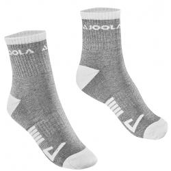 Joola Sokken Terni grijs-wit