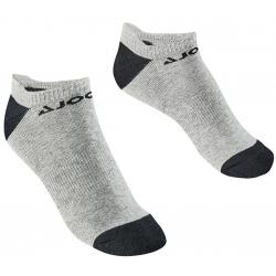 Joola Sokken Kort Terni grijs-zwart
