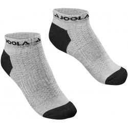Joola Sokken Sneaker Terni grijs-zwart