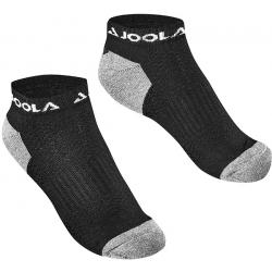 Joola Sokken Sneaker Terni zwart-grijs