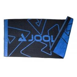 Joola Badhanddoek zwart-blauw