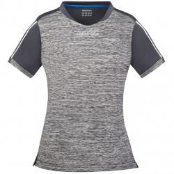 Donic Shirt Melange Pro Lady grijs