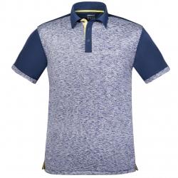 Donic Shirt Melange Pro blauw-melange