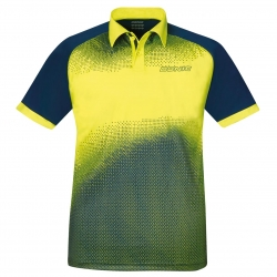 Donic Shirt Blitz geel-navy