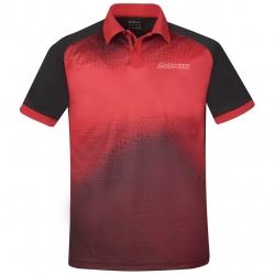 Donic Shirt Blitz rood-zwart