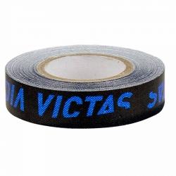 Victas Zijkantband zwart-blauw 12 mm x 5 m