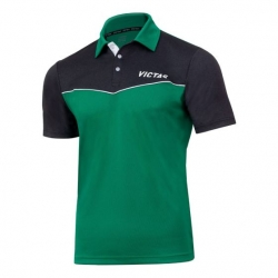 Victas V-Shirt 212 groen-anthraciet