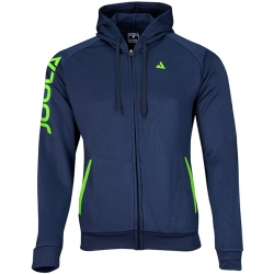 Joola Hoody Performance navy-lime
