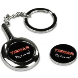 Tibhar Sleutelhanger met Clip