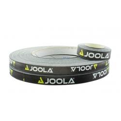 Joola Zijkantband zwart-wit 12 mm x 5 m