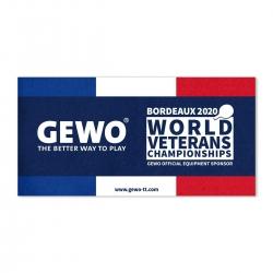 Gewo Handdoek WVC2020 Bordeaux