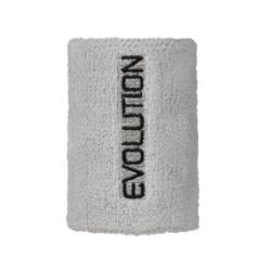 Tibhar Zweetband Evolution grijs klein