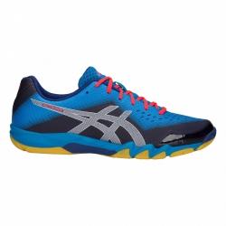 Asics Schoenen Gel Blade 6 blauw-grijs