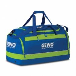 Gewo Sporttas Speed L * blauw-groen