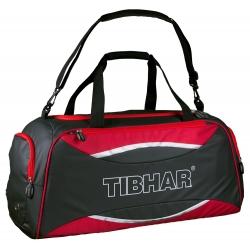 Tibhar Sporttas Bangkok * zwart-rood