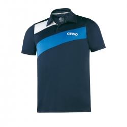 Gewo Shirt Novara navy-blauw * XS - S - M