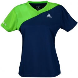 Joola Shirt Ace Lady navy-groen * XS