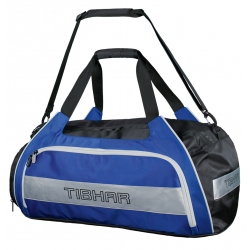 Tibhar Sporttas Horizon * blauw-zwart-zilver