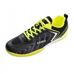 Gewo Schoenen Speed Flex II zwart-geel