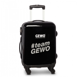 Gewo Trolley Salerno * zwart