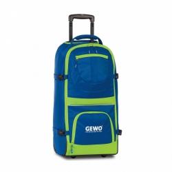 Gewo Trolley Speed L * blauw-groen