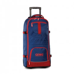 Gewo Trolley Rocket M * navy-rood