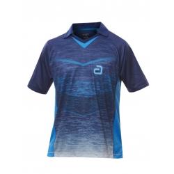 Andro Shirt Minto navy-blauw