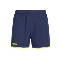 Donic Short Loop navy-geel