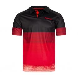 Donic Shirt Force zwart-rood