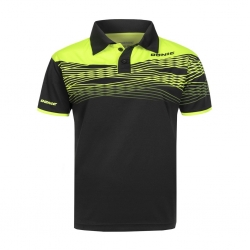 Donic Shirt Clash zwart-geel